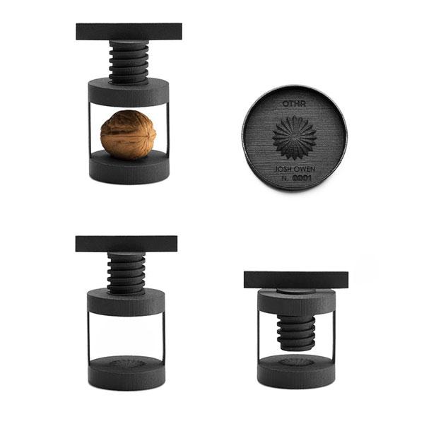 4 vues et positions du casse noix Torq