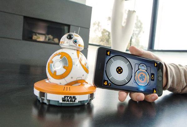Sphero Star Wars BB-8 avec app smartphone