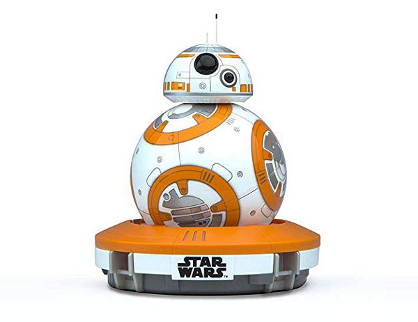 Sphero Star Wars BB-8 sur sa base